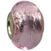 IMPPAC Glas  Bead Spacer Dream European Beads  925er Silber IMPPAC Silberbeads SMB8077