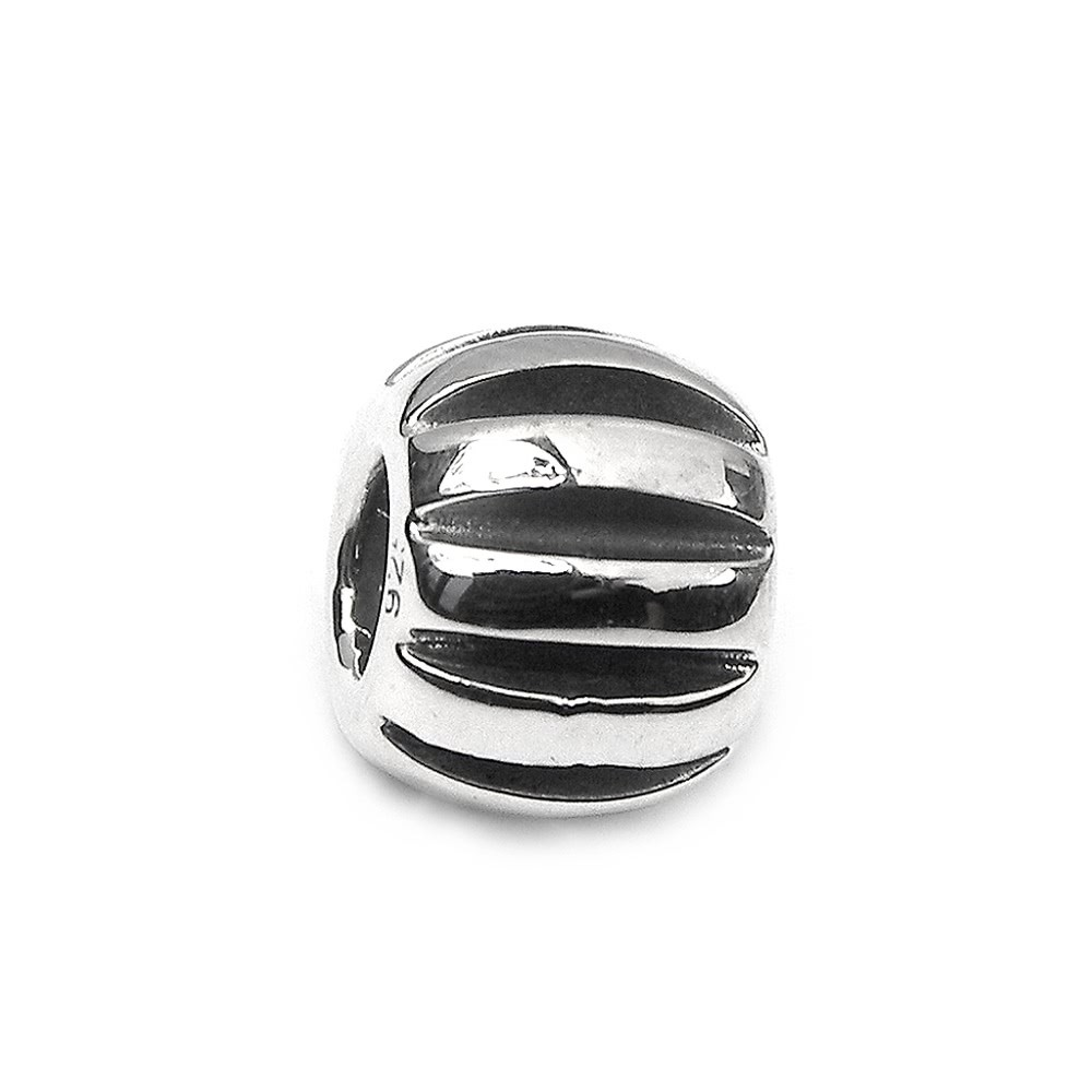 Carlo Biagi Bead Kugel 925 Silber European-Beads BBS004