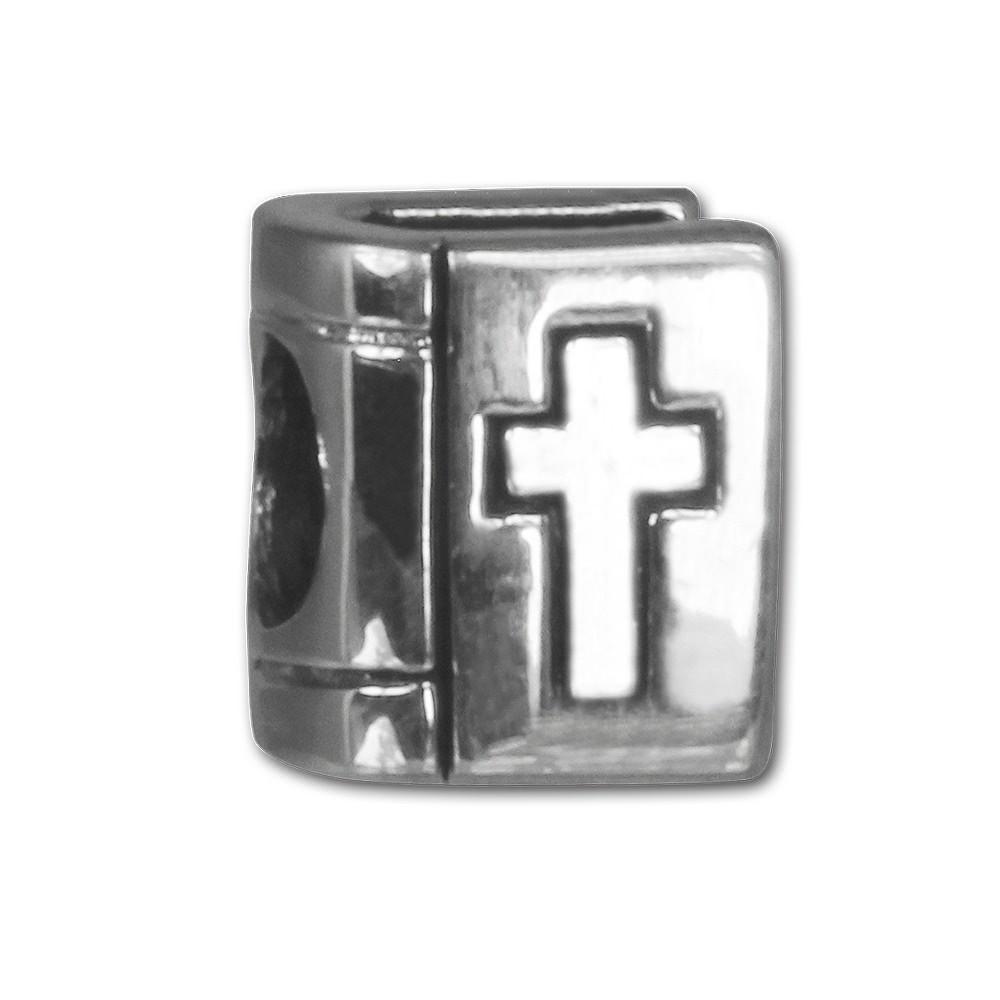 Carlo Biagi Bead Bibel 925 Silber European Beads BBS034