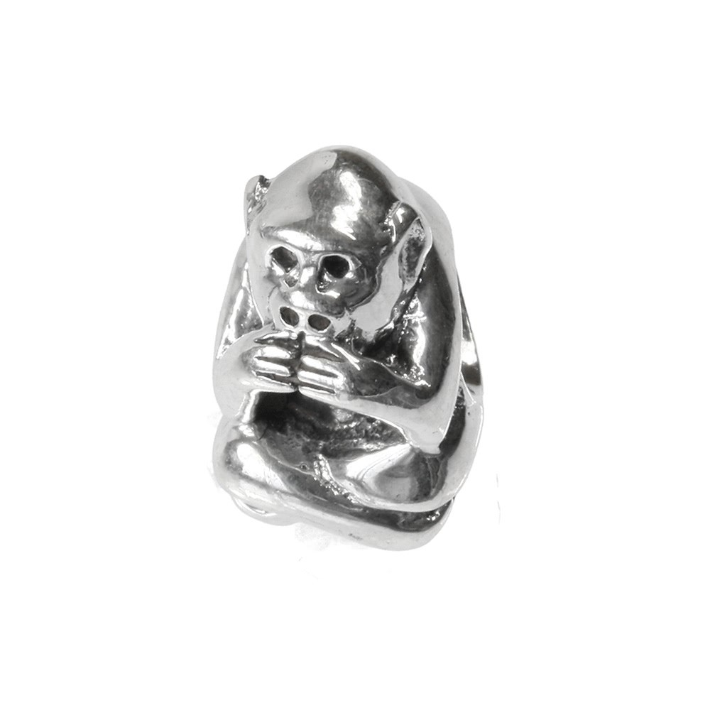 Carlo Biagi Bead Affe 925 Silber European Beads BBS041