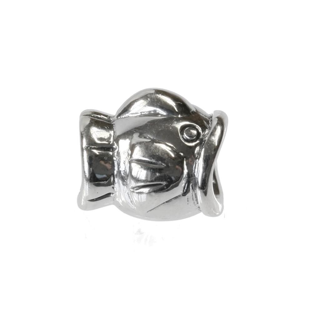 Carlo Biagi Bead Fisch 925 Silber European Beads BBS092