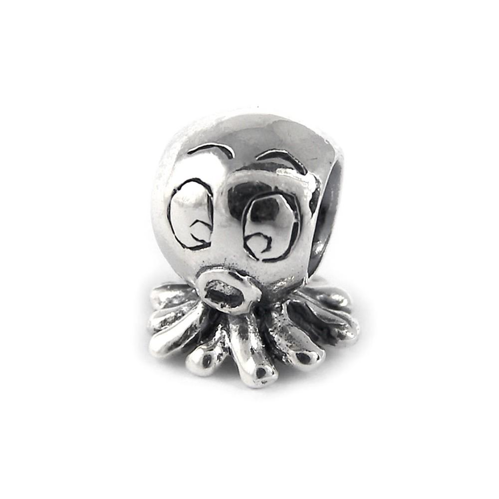 Carlo Biagi Bead Krake 925 Silber European Beads BBS255