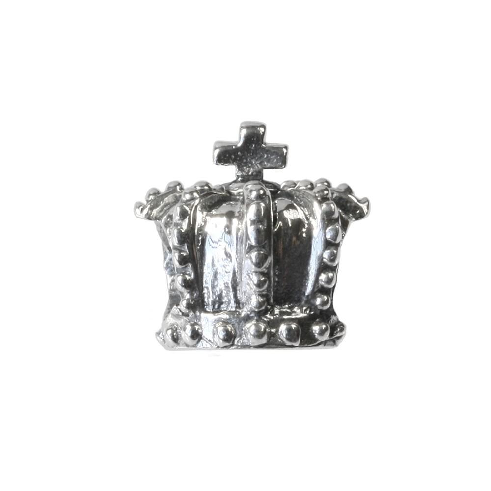 Carlo Biagi Bead Konigs Krone Silber European Beads BBS279