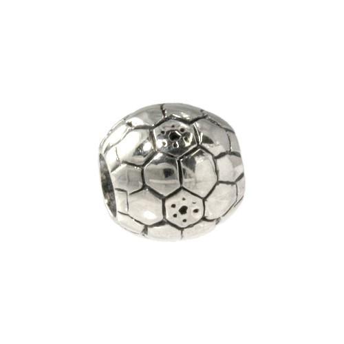 Carlo Biagi Kidz Bead Ball Silber Beads für Armband KSB04
