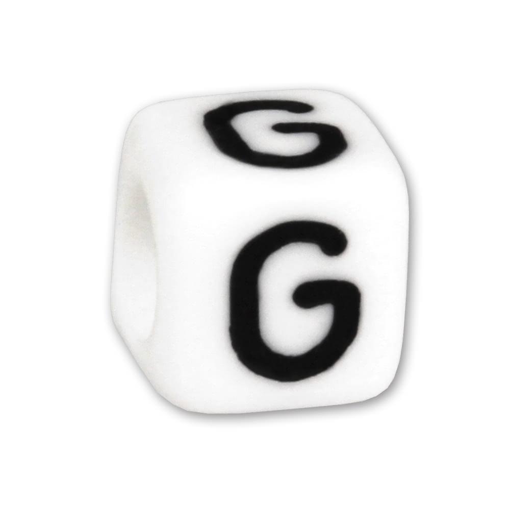 Bead Buchstabe G Beads für Armband KSPPWG