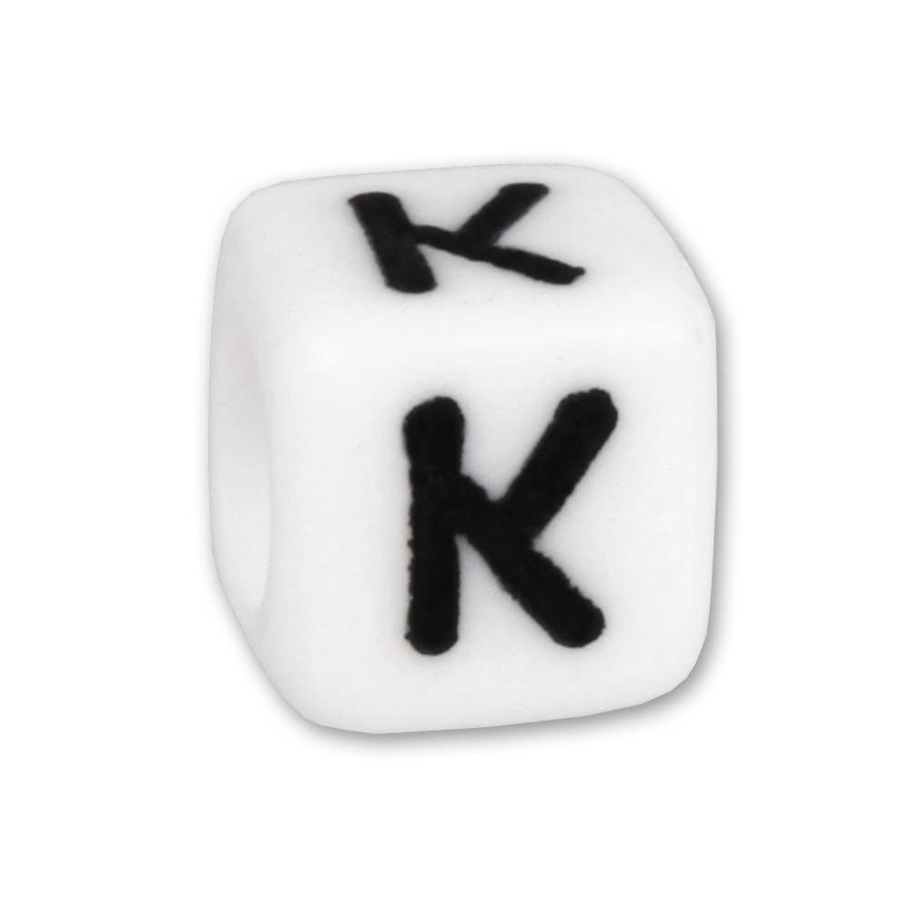 Bead Buchstabe K Beads für Armband KSPPWK
