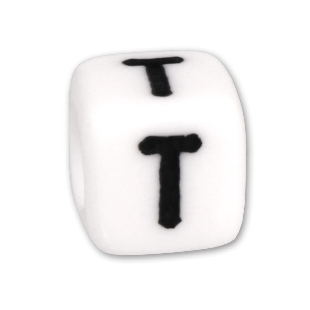 Bead Buchstabe T Beads für Armband KSPPWT