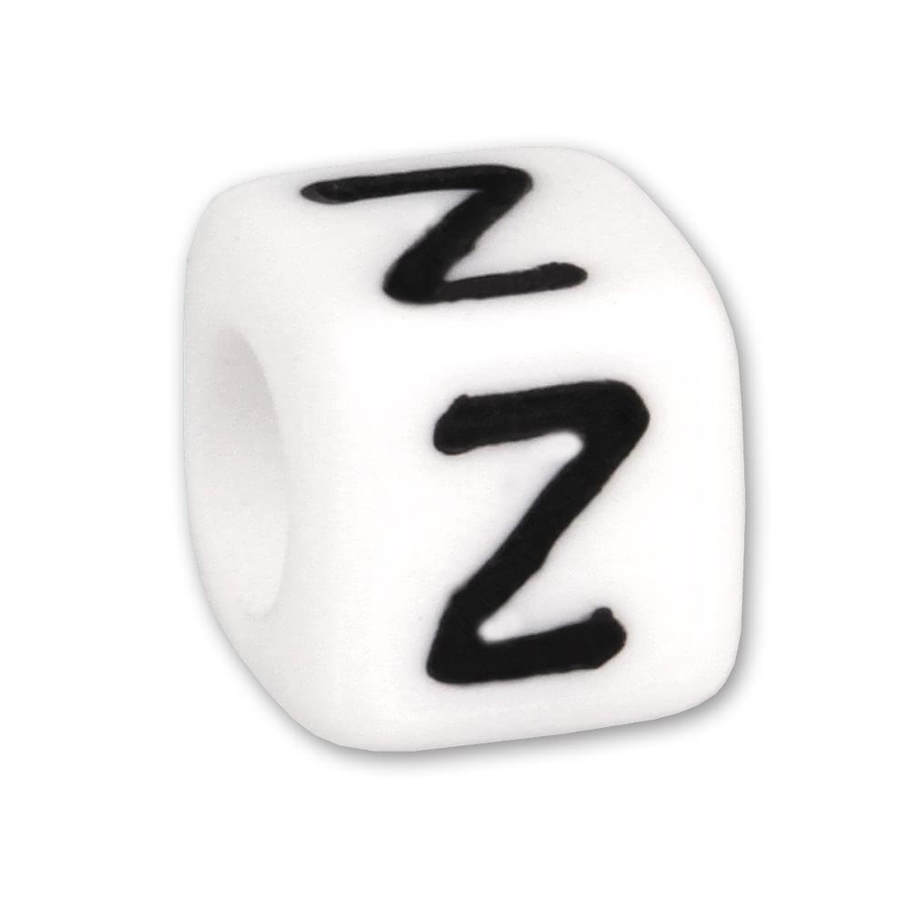 Bead Buchstabe Z Beads für Armband KSPPWZ