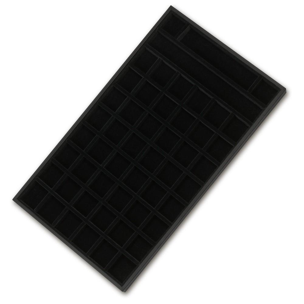 IMPPAC Display Auslage schwarz Schaufenster Aufsteller DIY10