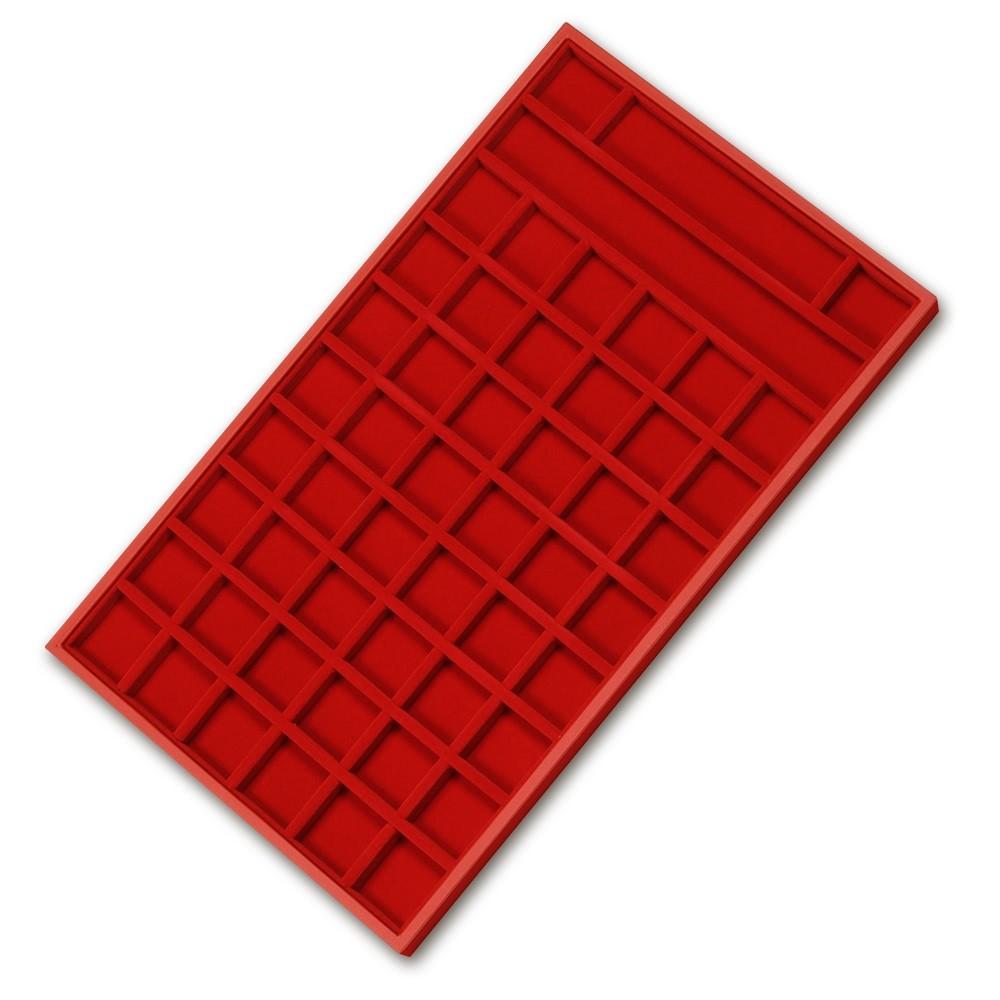 IMPPAC Display Auslage rot Schaufenster Aufsteller DIY20