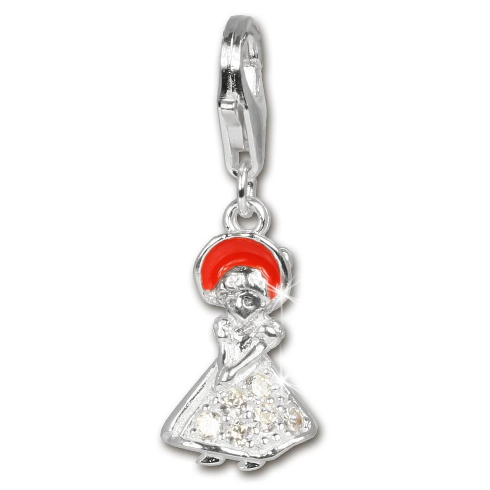 SilberDream Charm Mädchen Armband Anhänger 925 Silber FC253W