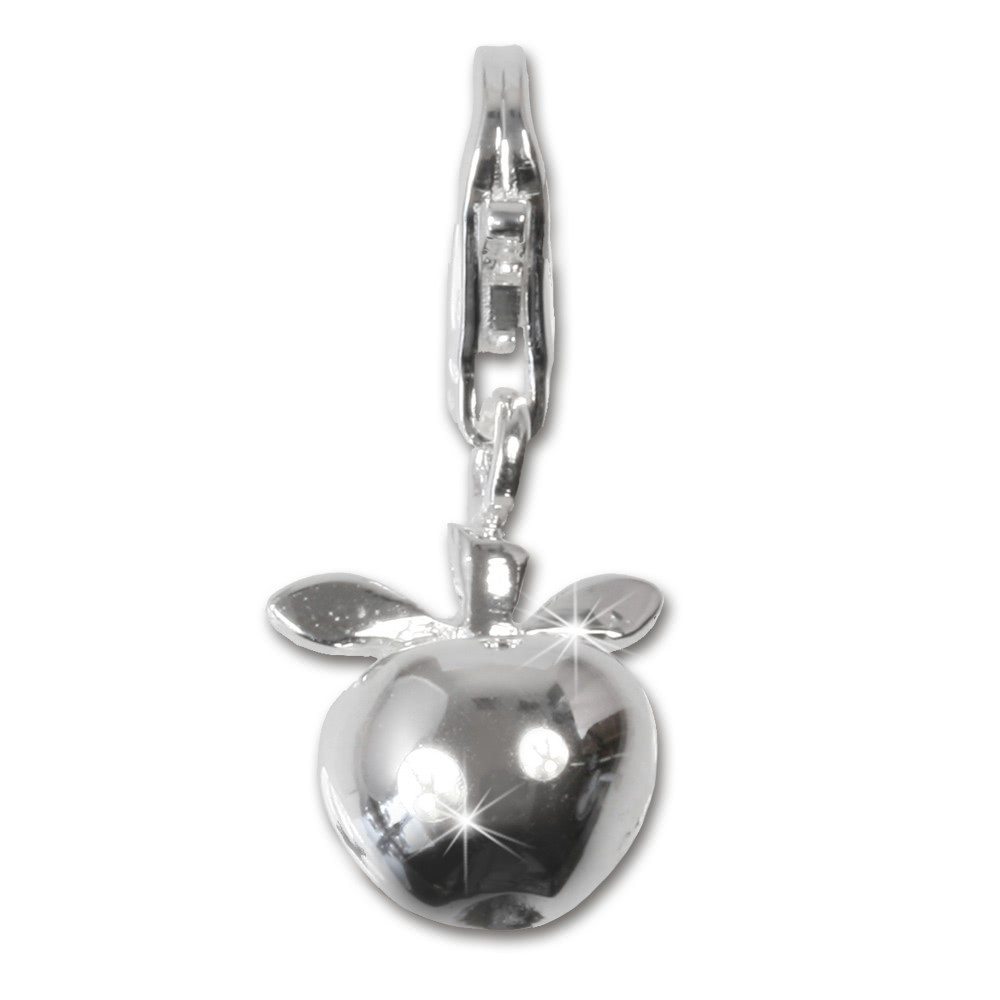 SilberDream 925 Silber Charm Apfel Armband Anhänger FC3109
