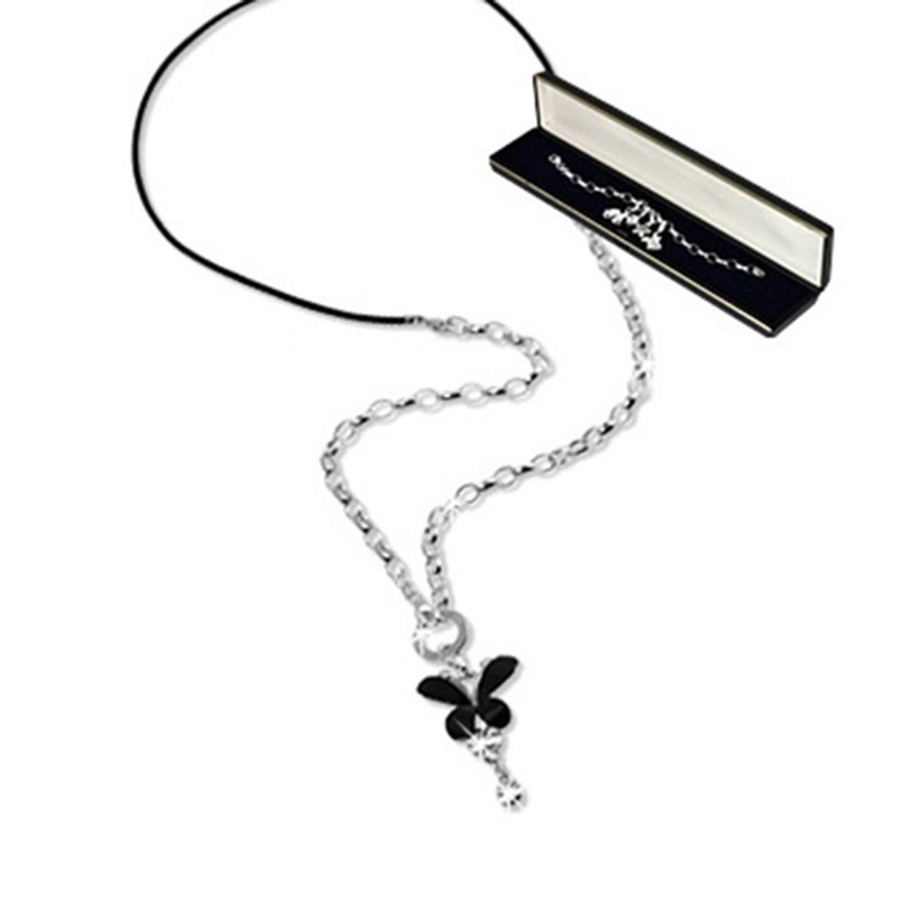 SilberDream Set Silber Charm Kette und Charms Anhänger FCA086