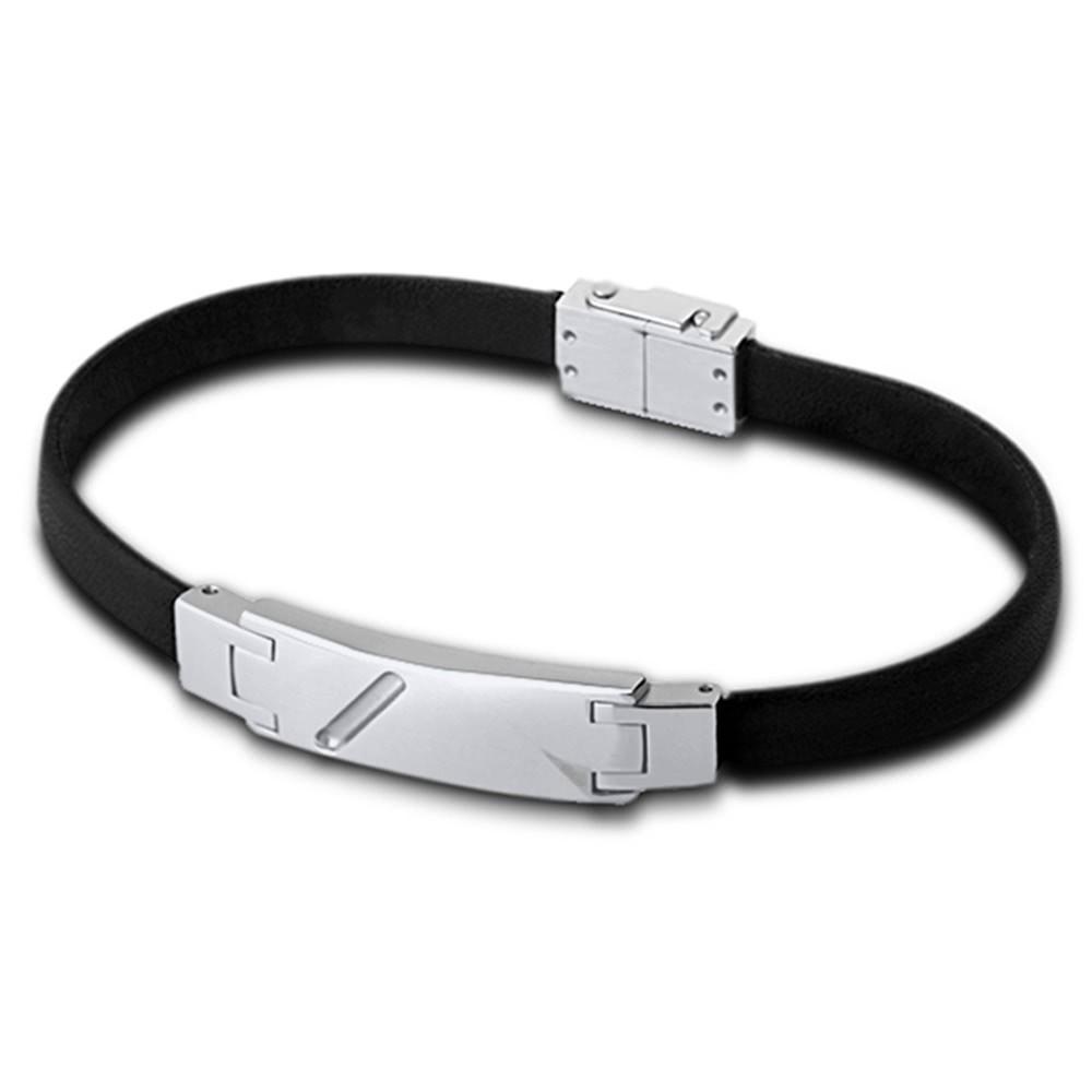 LOTUS Style Herren Armband Man-Kollektion Edelstahl JLS1037-2-1