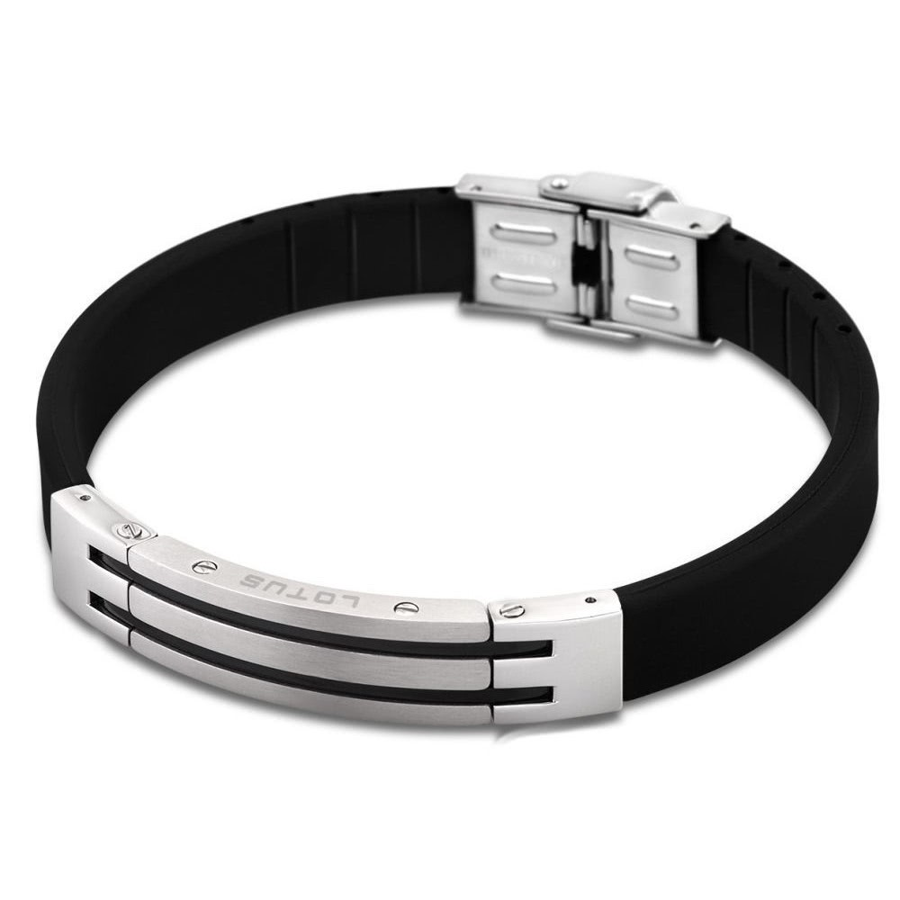 LOTUS Style Herren Armband Man-Kollektion Edelstahl JLS1521-2-2