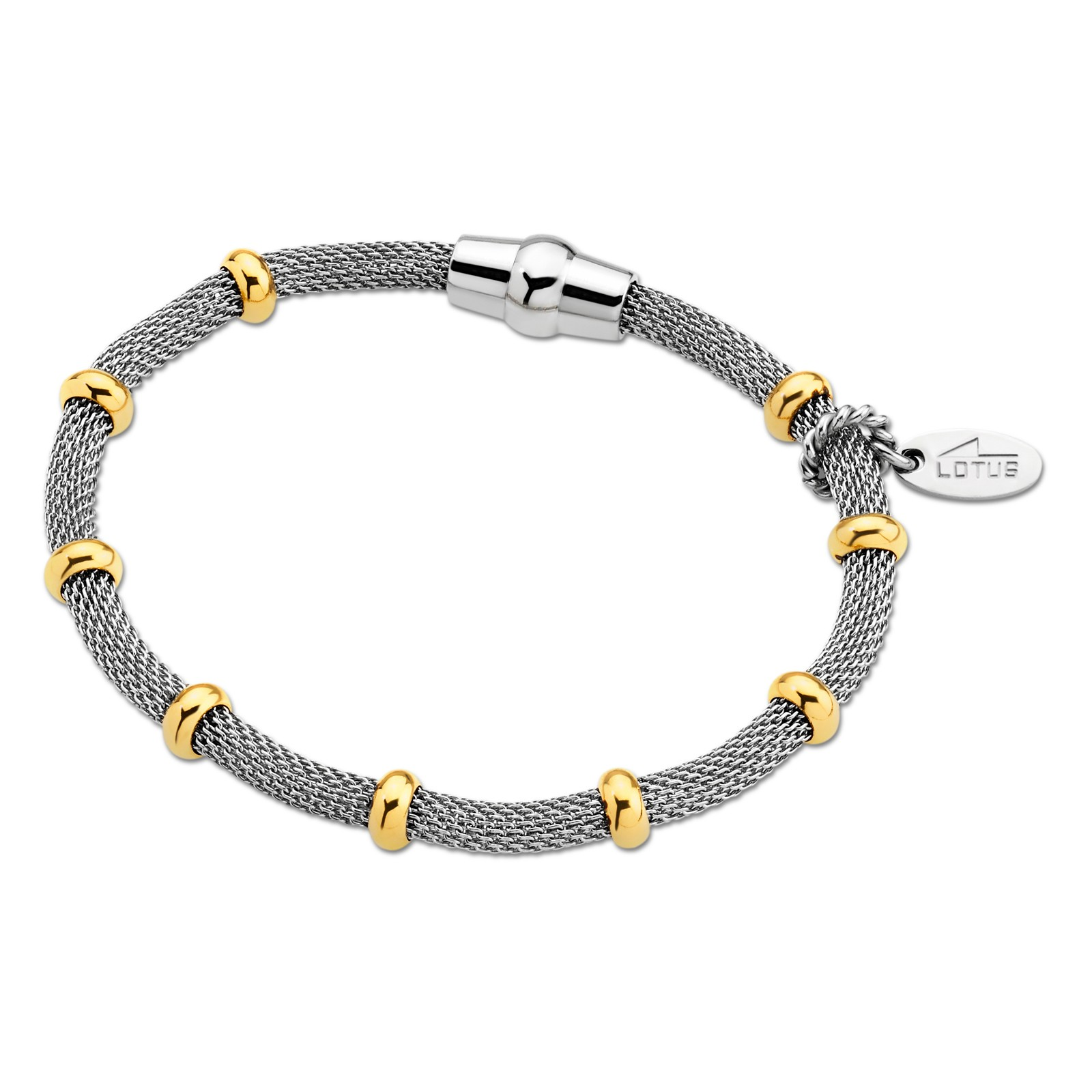 LOTUS Style Damen Armband Trendy-Kollektion Edelstahl JLS1680-2-2
