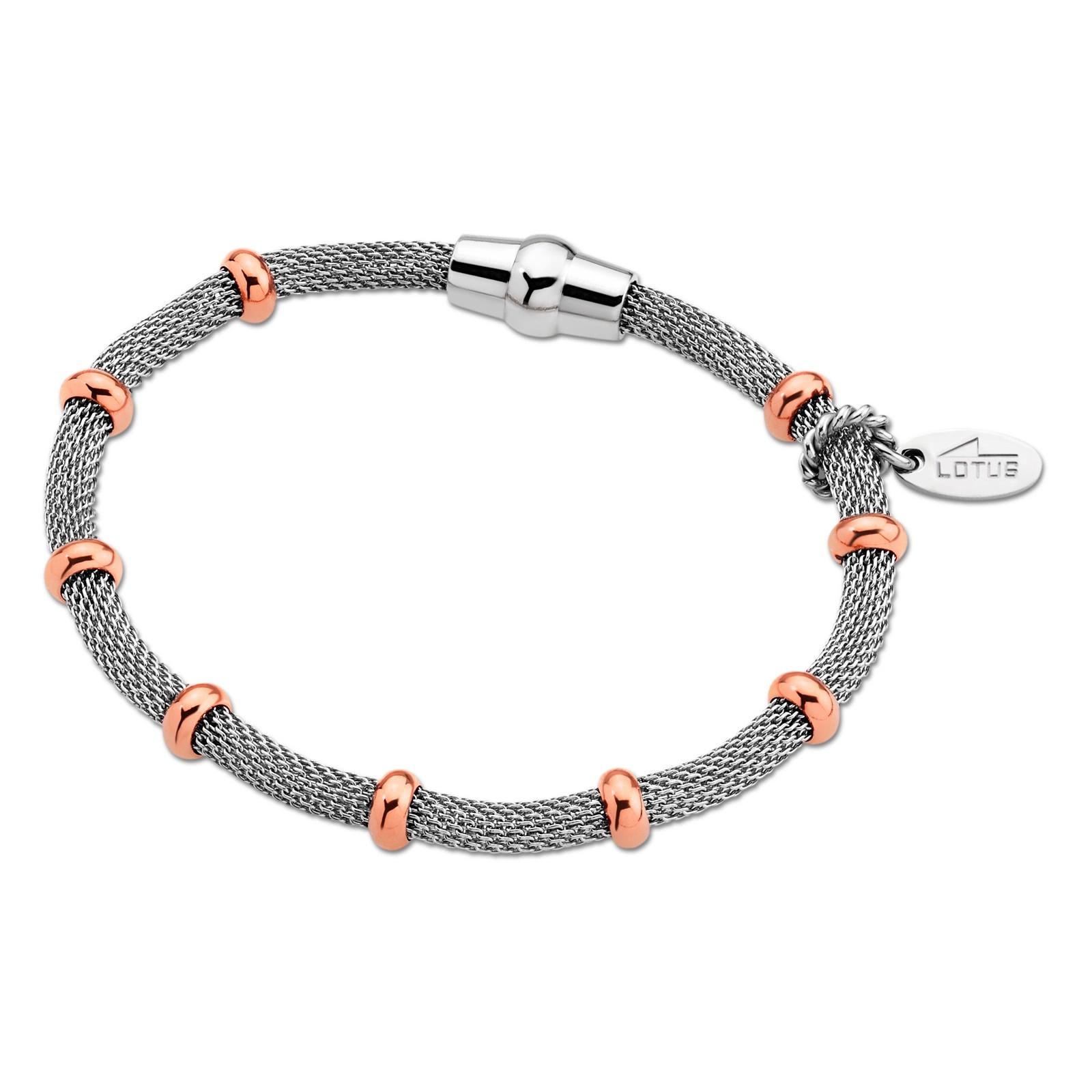 LOTUS Style Damen Armband Trendy-Kollektion Edelstahl JLS1680-2-3