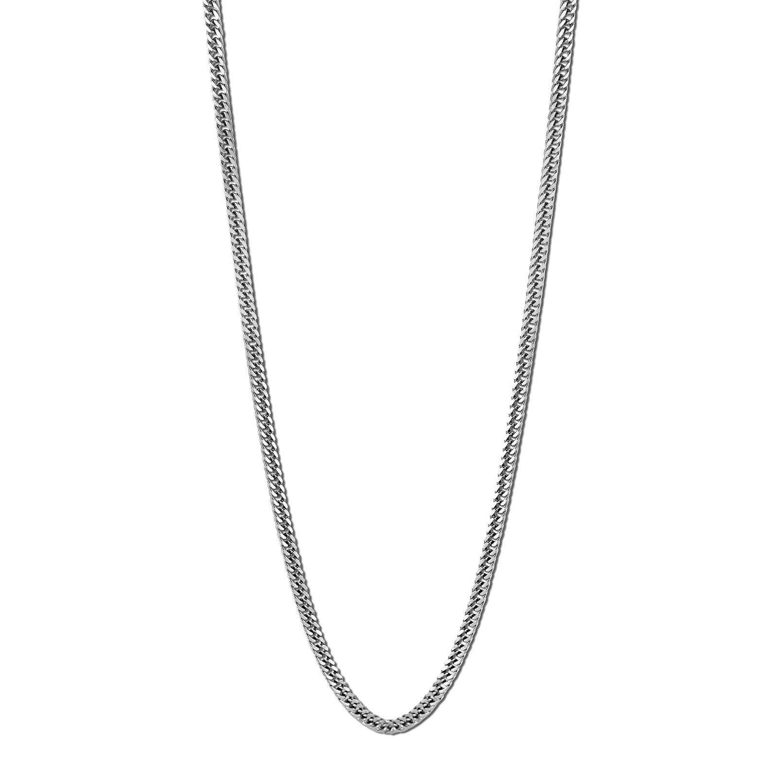 LOTUS Style Herren Halskette Men in Black-Kollektion Edelstahl JLS1682-1-1