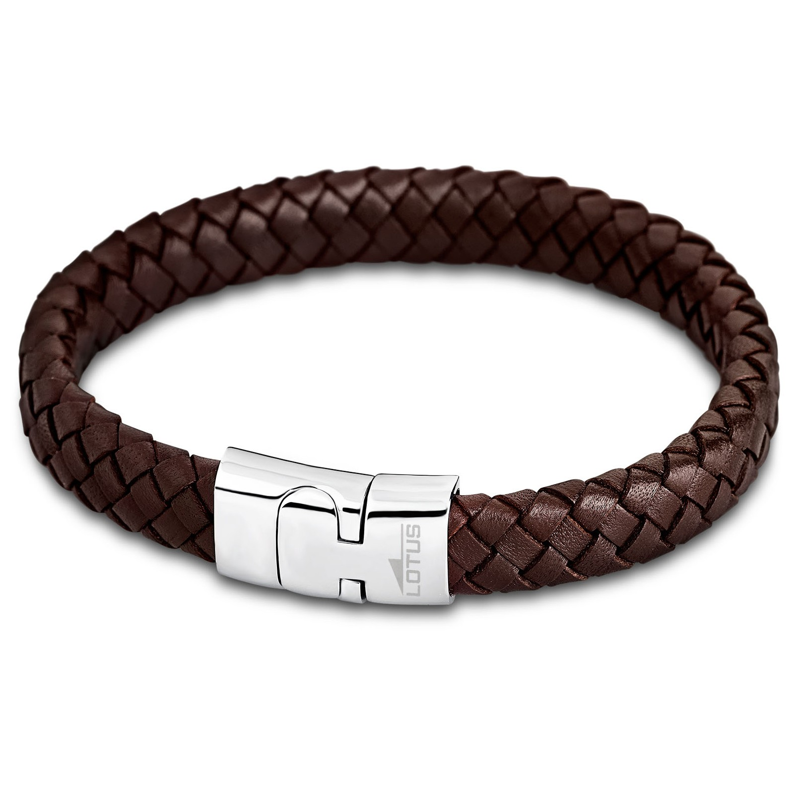 LOTUS Style Herren Armband Men Basic-Kollektion Edelstahl JLS1701-2-1