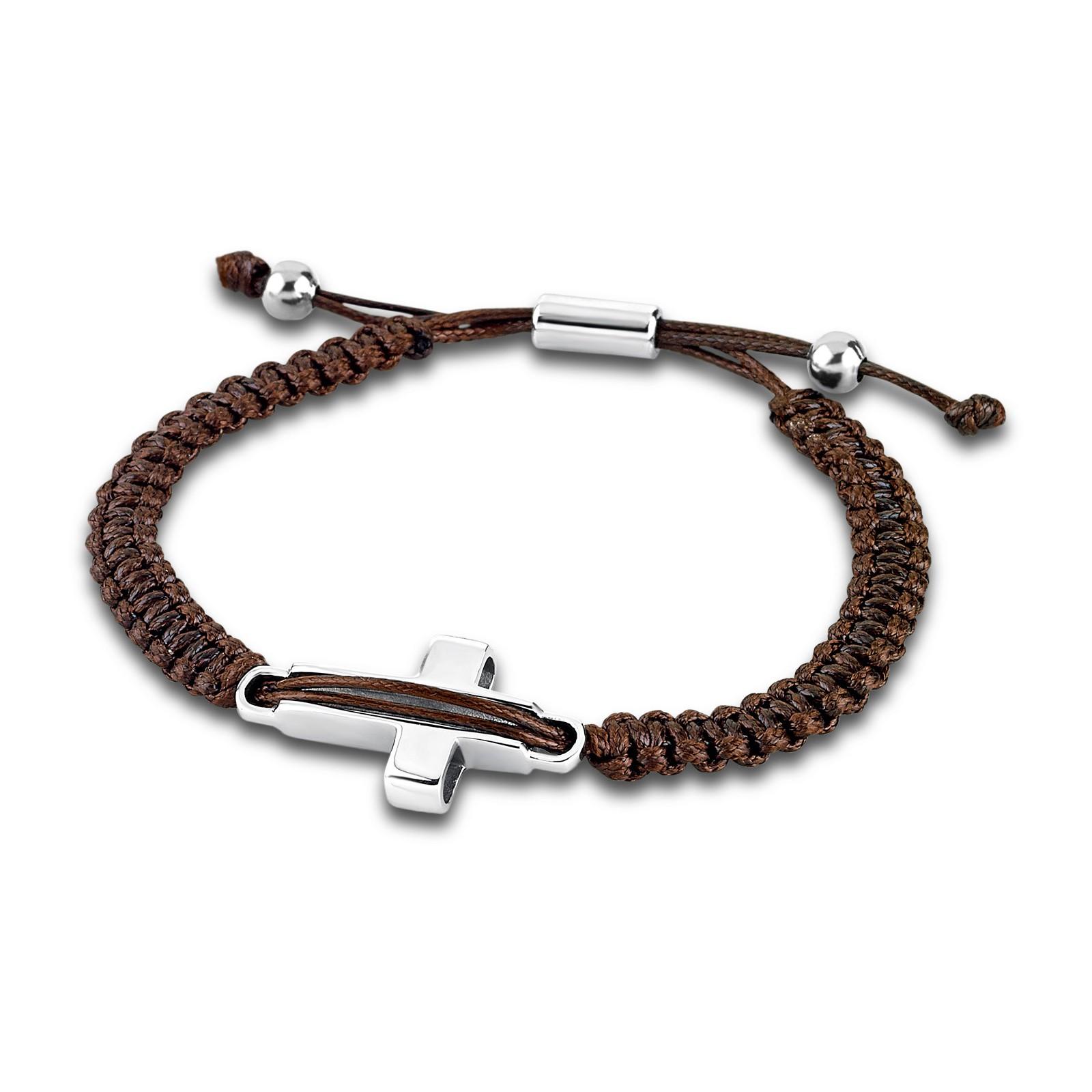 LOTUS Style Herren Armband Men Basic-Kollektion Edelstahl JLS1703-2-1