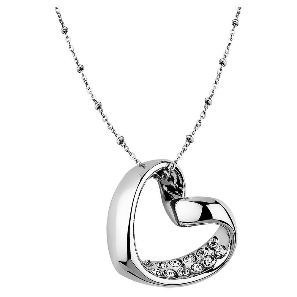 LOTUS Style Damen Halskette Woman`s Heart-Kollektion Edelstahl JLS1707-1-1