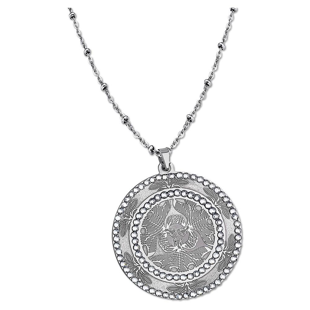 LOTUS Style Damen Halskette Privilege-Kollektion Edelstahl JLS1717-1-1
