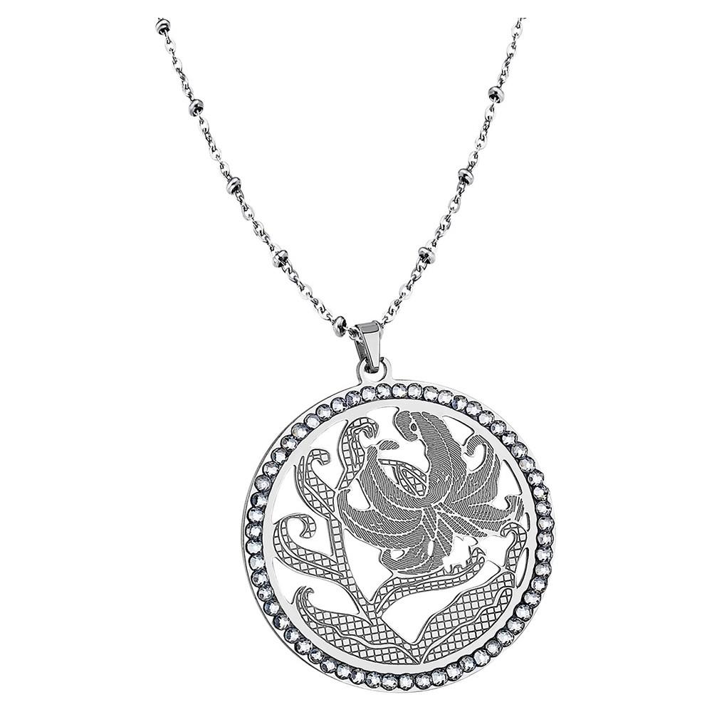 LOTUS Style Damen Halskette Privilege-Kollektion Edelstahl JLS1718-1-1