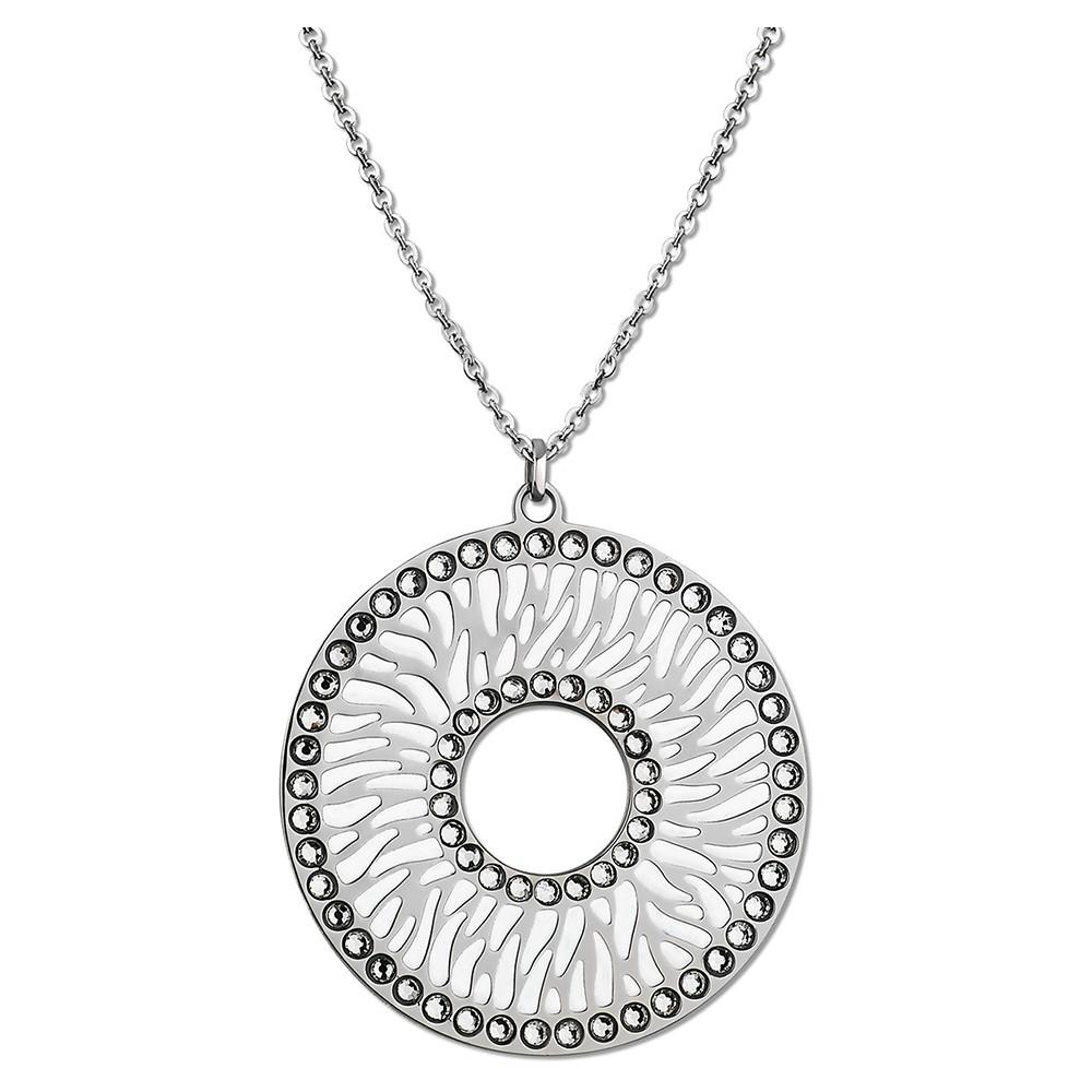 LOTUS Style Damen Halskette Privilege-Kollektion Edelstahl JLS1722-1-1