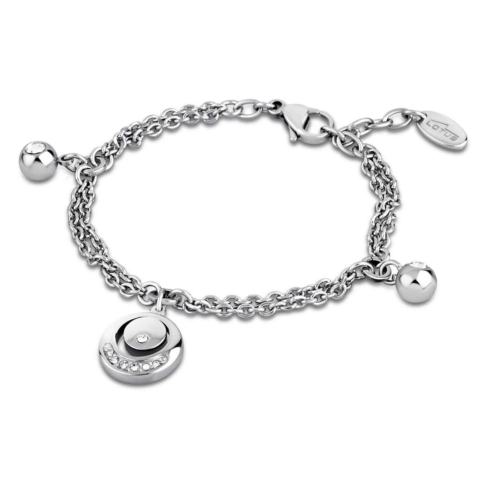 LOTUS Style Damen Armband Rainbow Edelstahl-Schmuck JLS1747-2-1