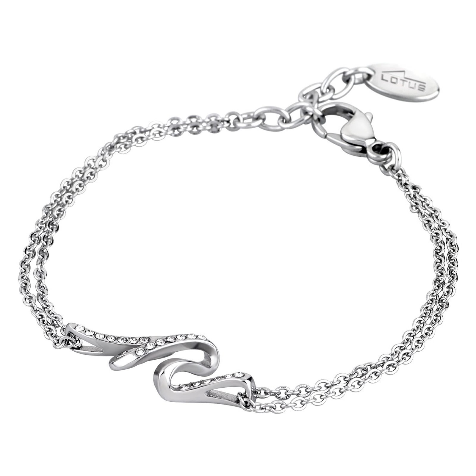LOTUS Style Damen Armband Rainbow Edelstahl-Schmuck JLS1750-2-1