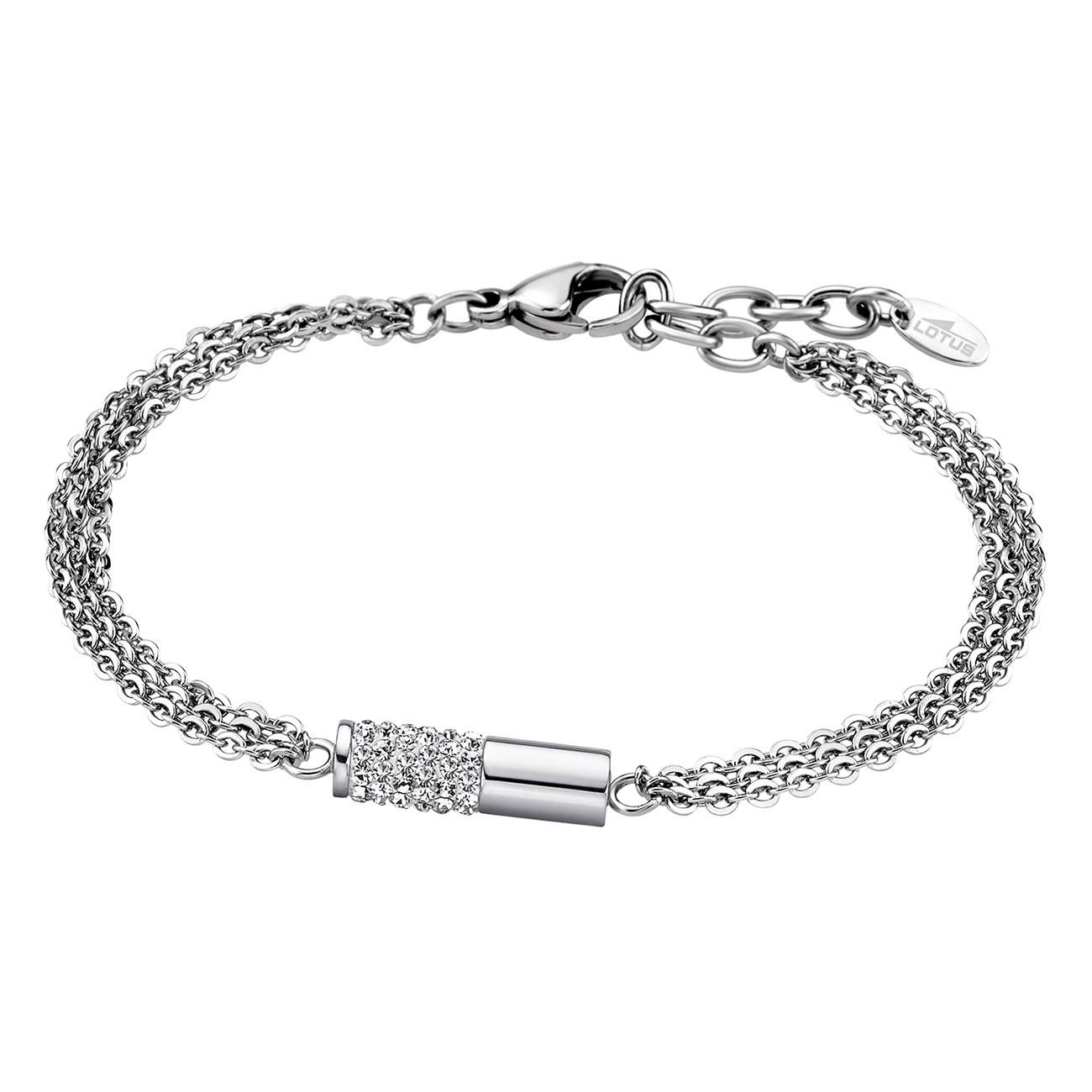LOTUS Style Armband Damen Multilayer LS1772-2/1 Edelstahl silber JLS1772-2-1