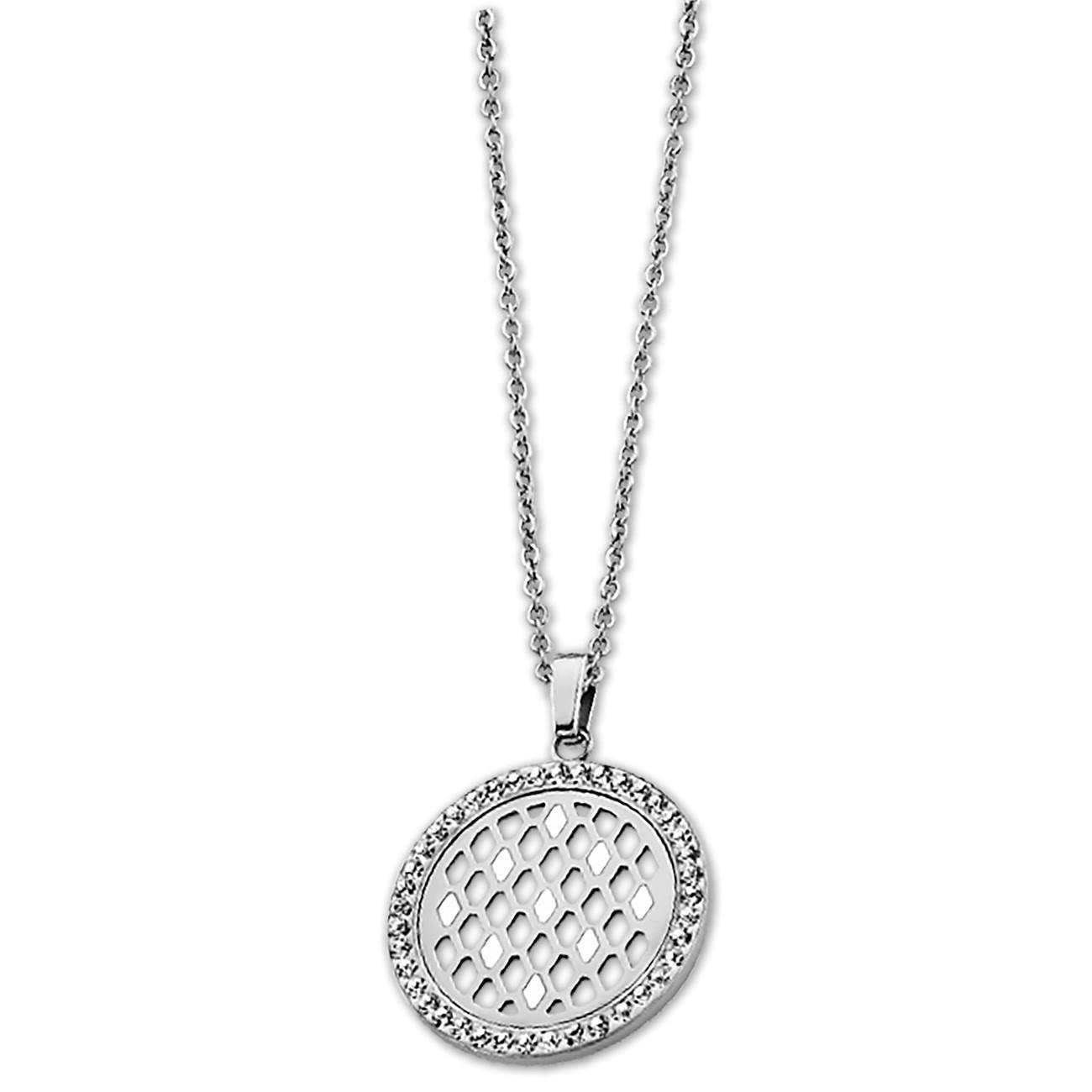 LOTUS Style Halskette Damen Edelstahl silber LS1777-1/1 Privilege JLS1777-1-1