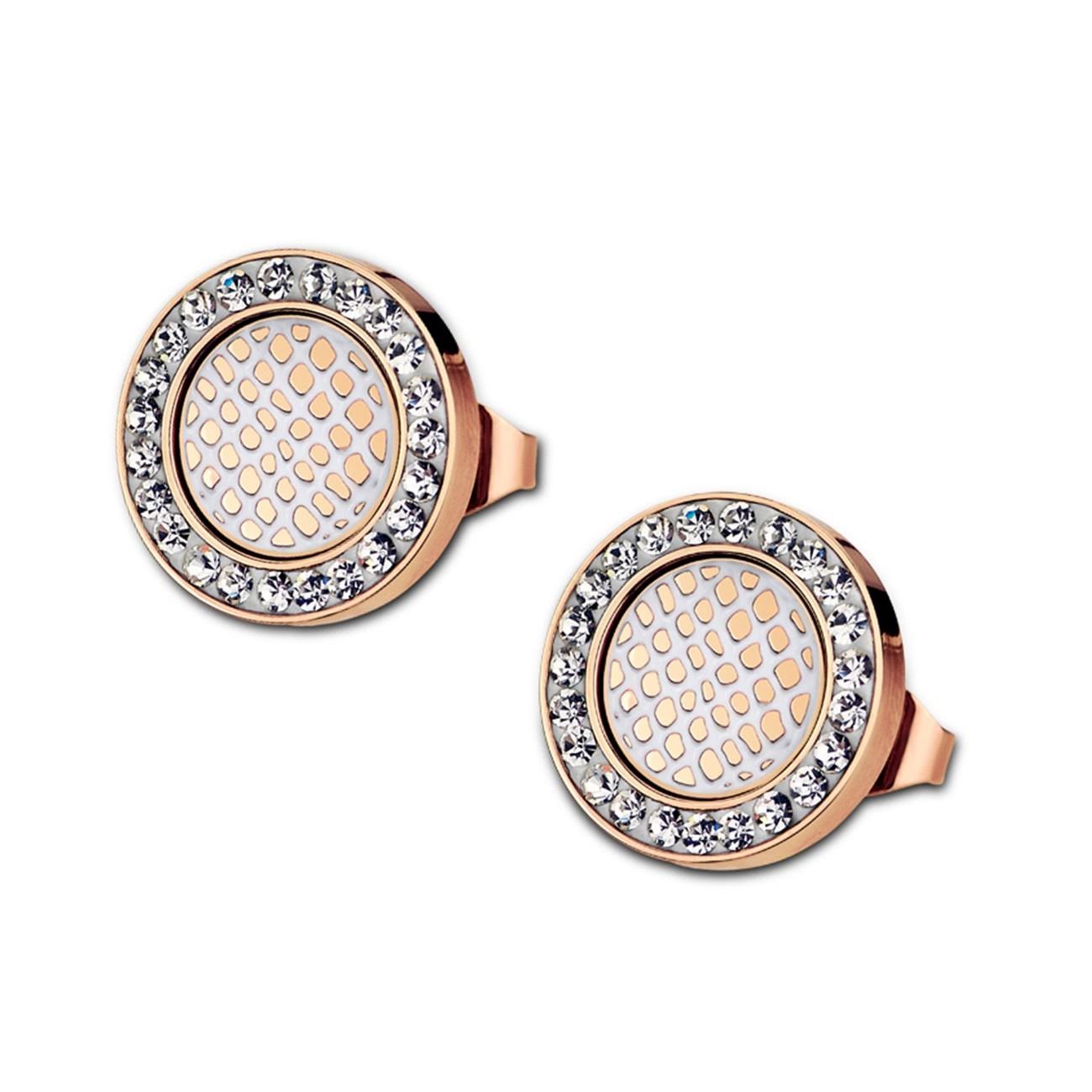 LOTUS Style Ohrringe Damen Edelstahl silber LS1778-4/2 Ohrstecker JLS1778-4-2