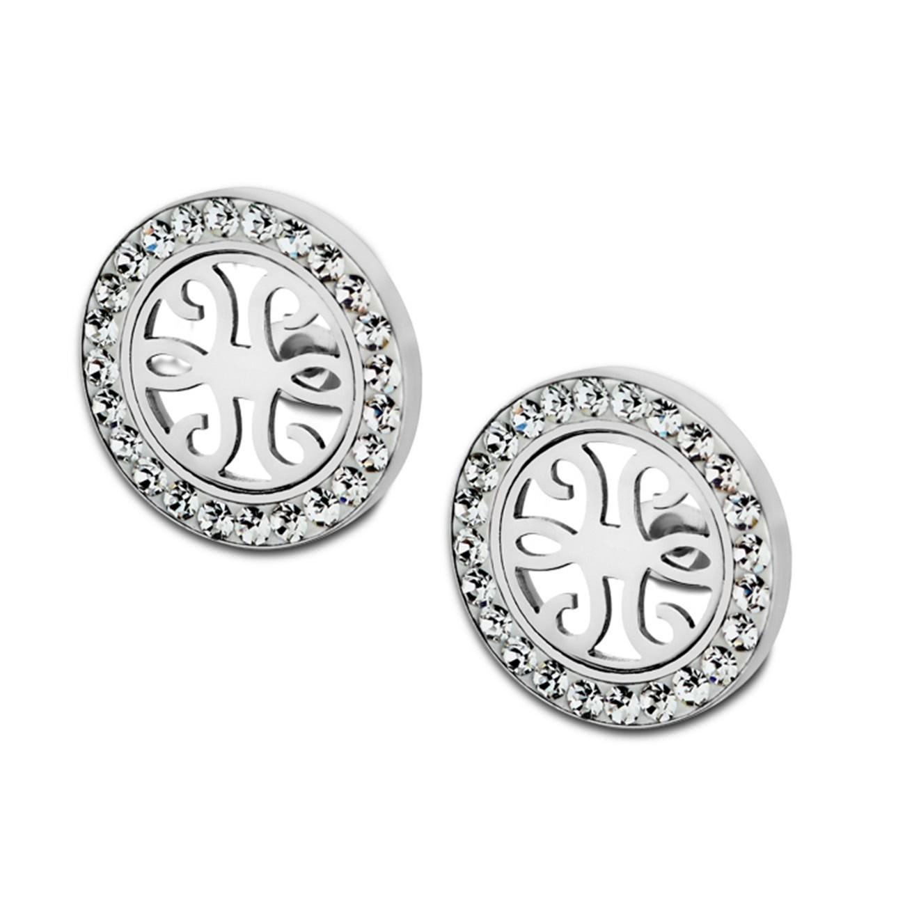 LOTUS Style Ohrringe Damen Edelstahl silber LS1779-4/1 Ohrstecker JLS1779-4-1