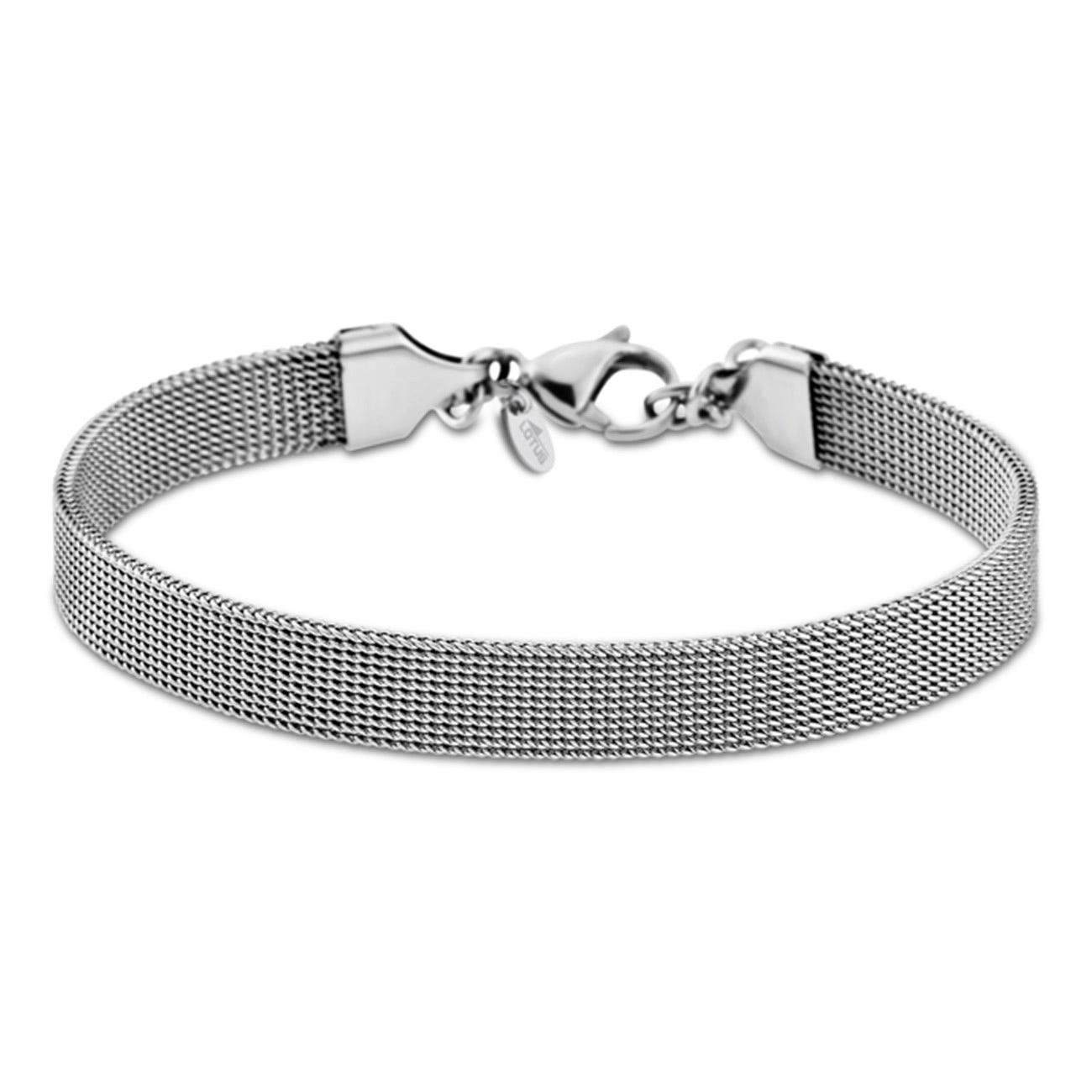 LOTUS Style Armband Damen Edelstahl silber LS1787-2/1 Trendy JLS1787-2-1