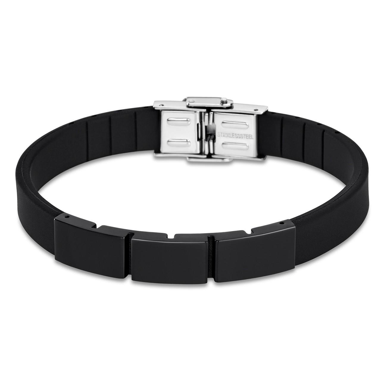 LOTUS Style Armband Herren Edelstahl schwarz LS1796-2/3 Schmuck JLS1796-2-3