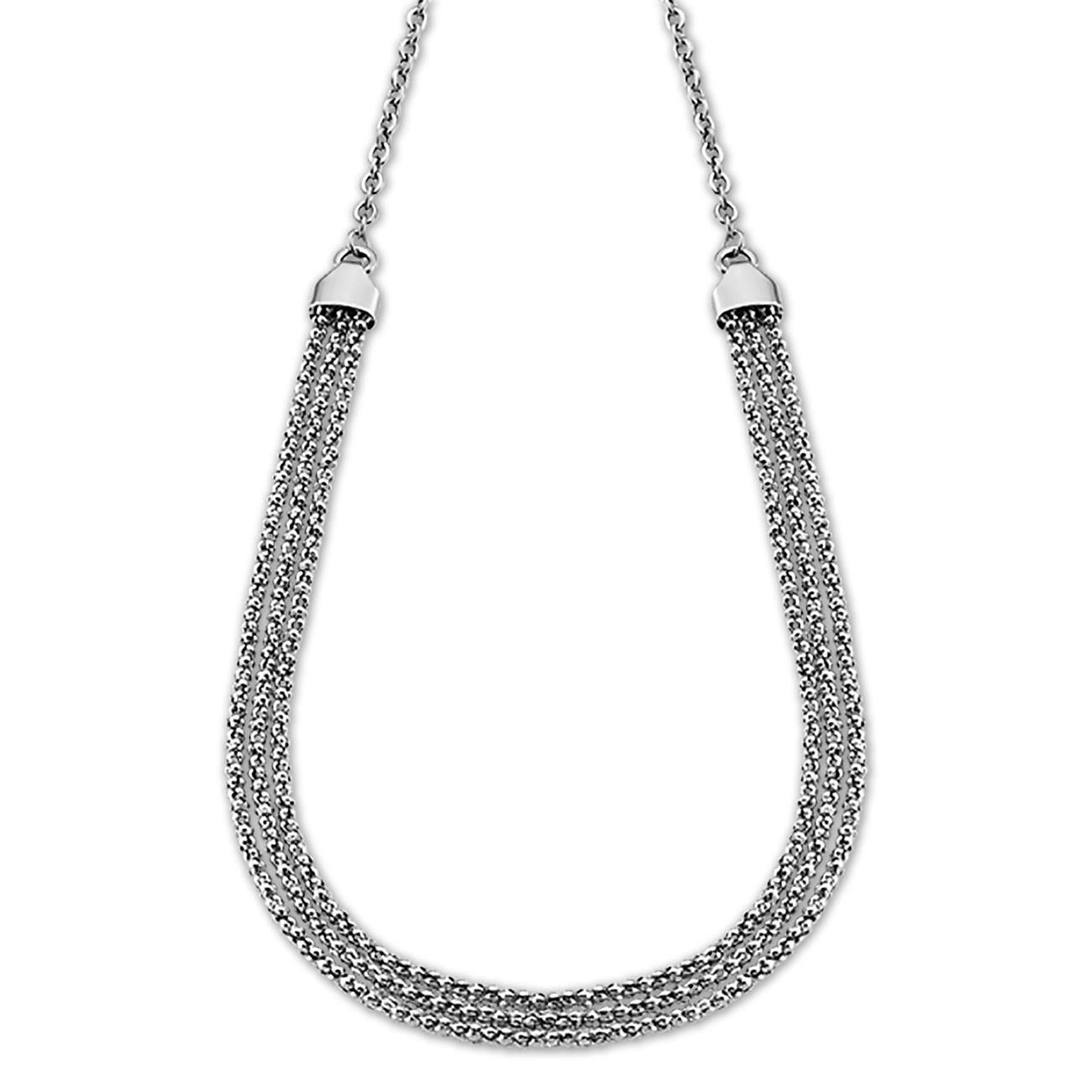 LOTUS Style Halskette Damen Edelstahl LS1815-1/1 Urban Fashion JLS1815-1-1