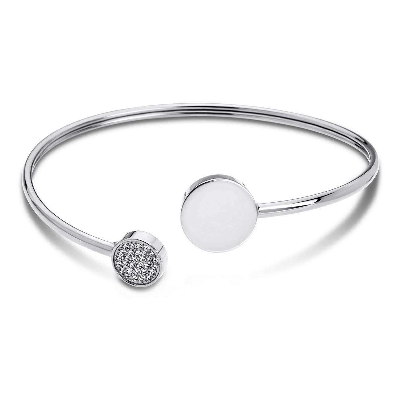 LOTUS Style Armband Damen Armreif LS1819-2/1 Edelstahl silber JLS1819-2-1