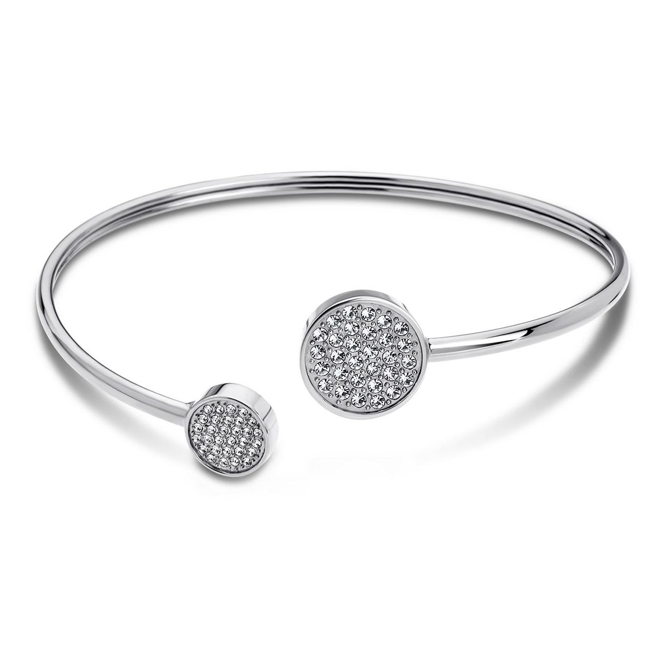 LOTUS Style Armband Damen Armreif LS1820-2/1 Edelstahl silber JLS1820-2-1