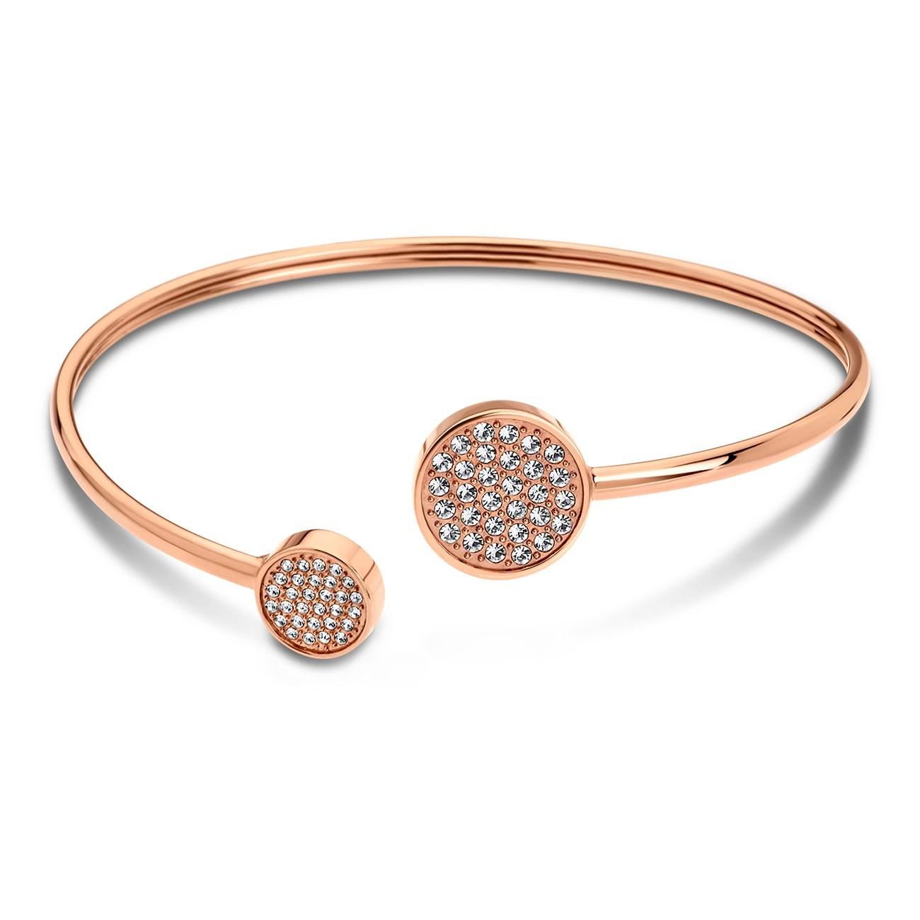 LOTUS Style Armband Damen Armreif LS1820-2/2 Edelstahl roségold JLS1820-2-2