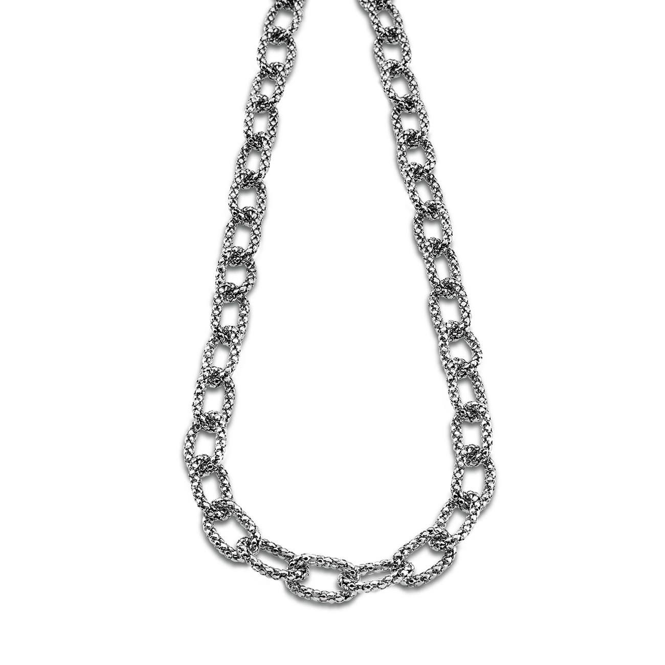 LOTUS Style Halskette Damen LS1825-1/1 Trend Edelstahl silber JLS1825-1-1