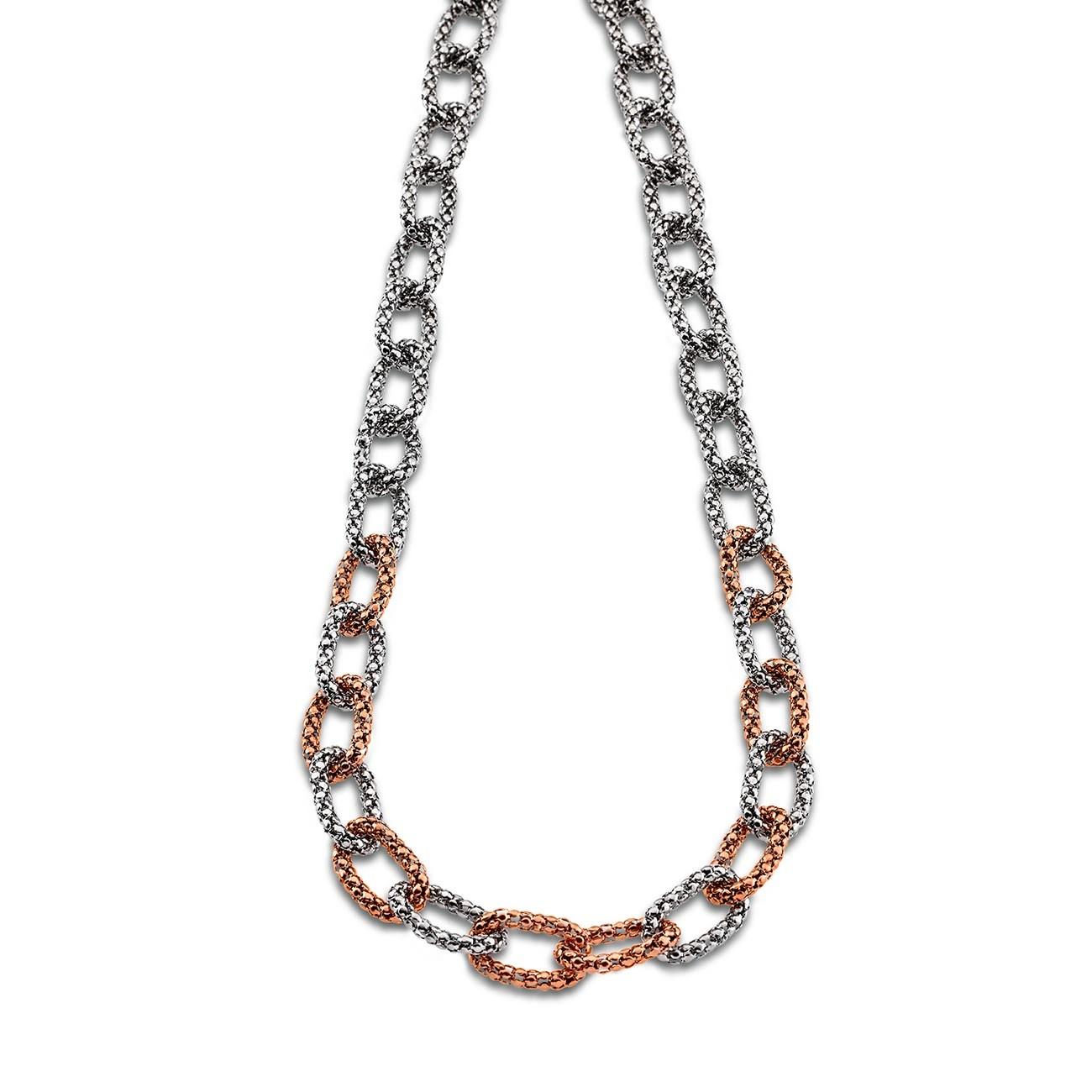 LOTUS Style Halskette Damen Edelstahl LS1825-1/2 Bicolor-Schmuck JLS1825-1-2