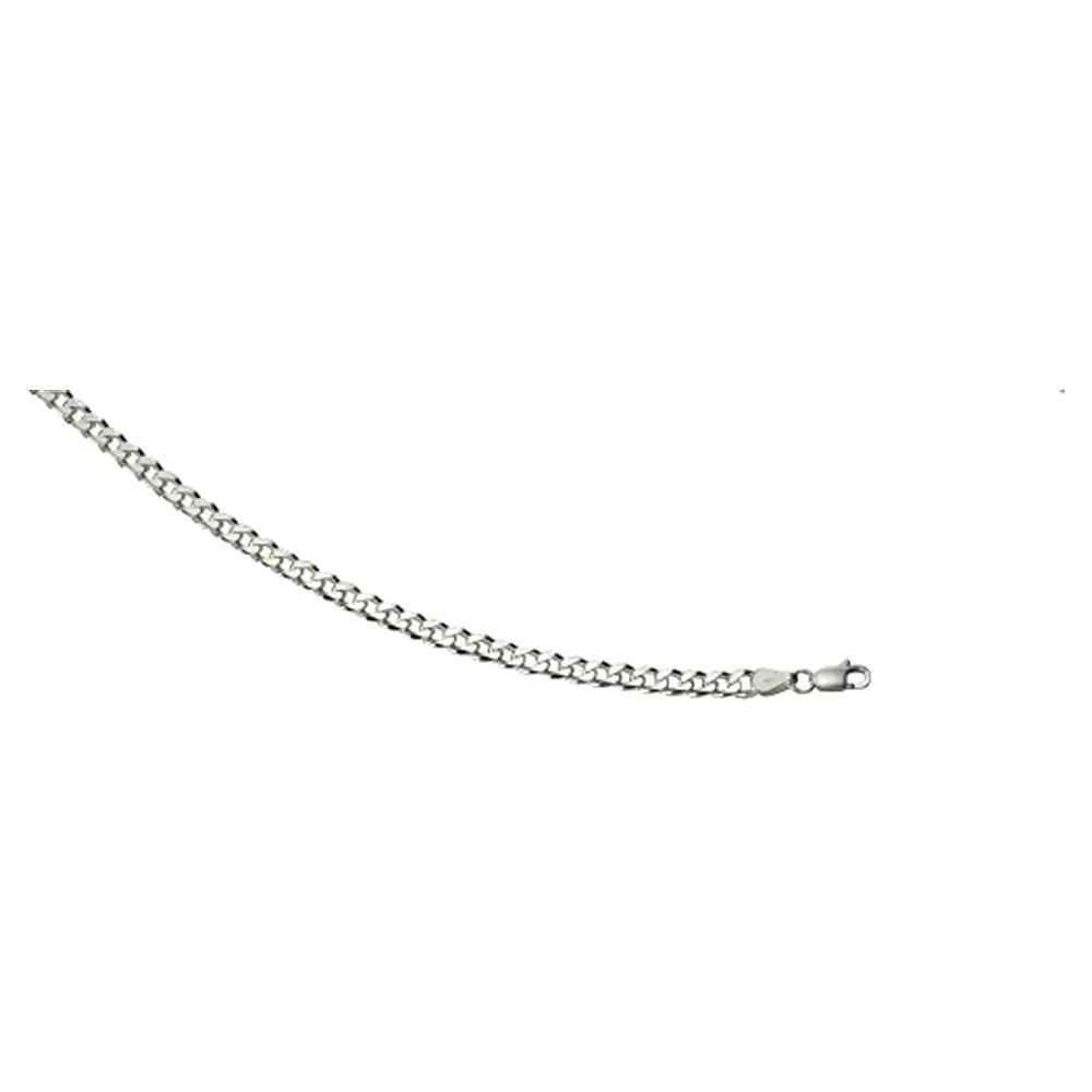 KISMA Schmuck Panzer Armband 21cm Sterling Silber 925 KIA0122-010-21
