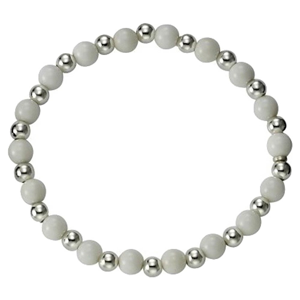 KISMA Schmuck Stretch-Armband Sterling Silber 925 - KIA0124-015-19