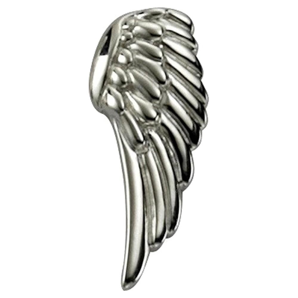 KISMA Schmuck Ketten-Anhänger Flügel Sterling Silber 925 KIH0105-018