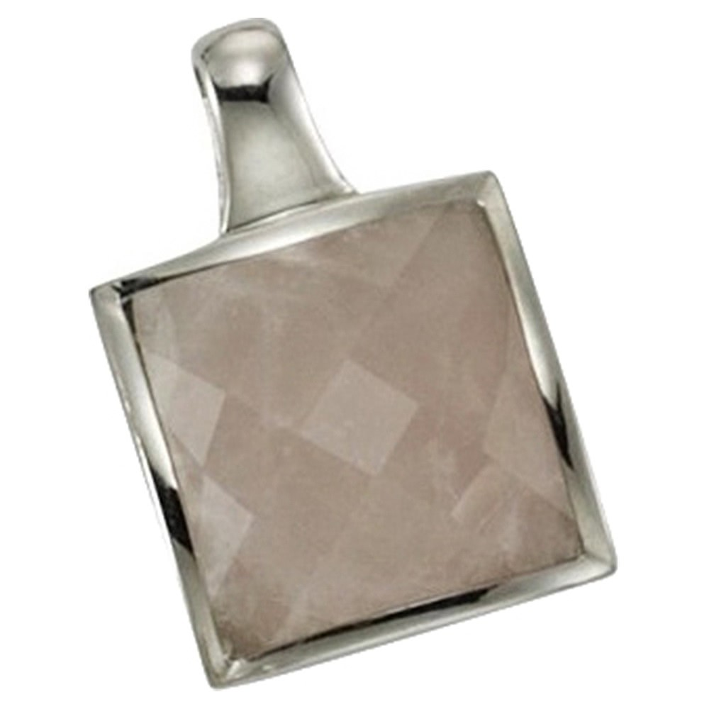 KISMA Schmuck Anhänger für Ketten rosa Sterling Silber 925 KIH0111-017