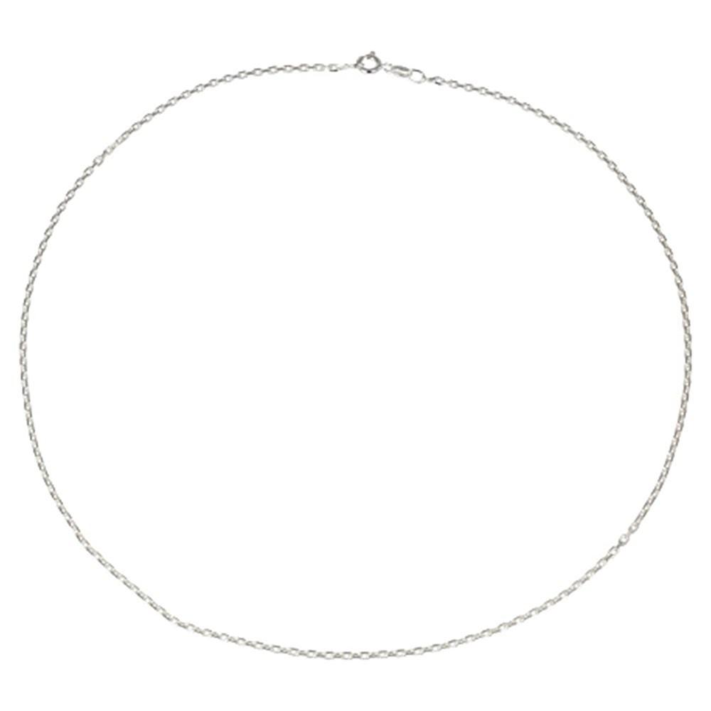KISMA Collier Anker-Kette Länge 70cm 925er Silber KIK0134-011-70