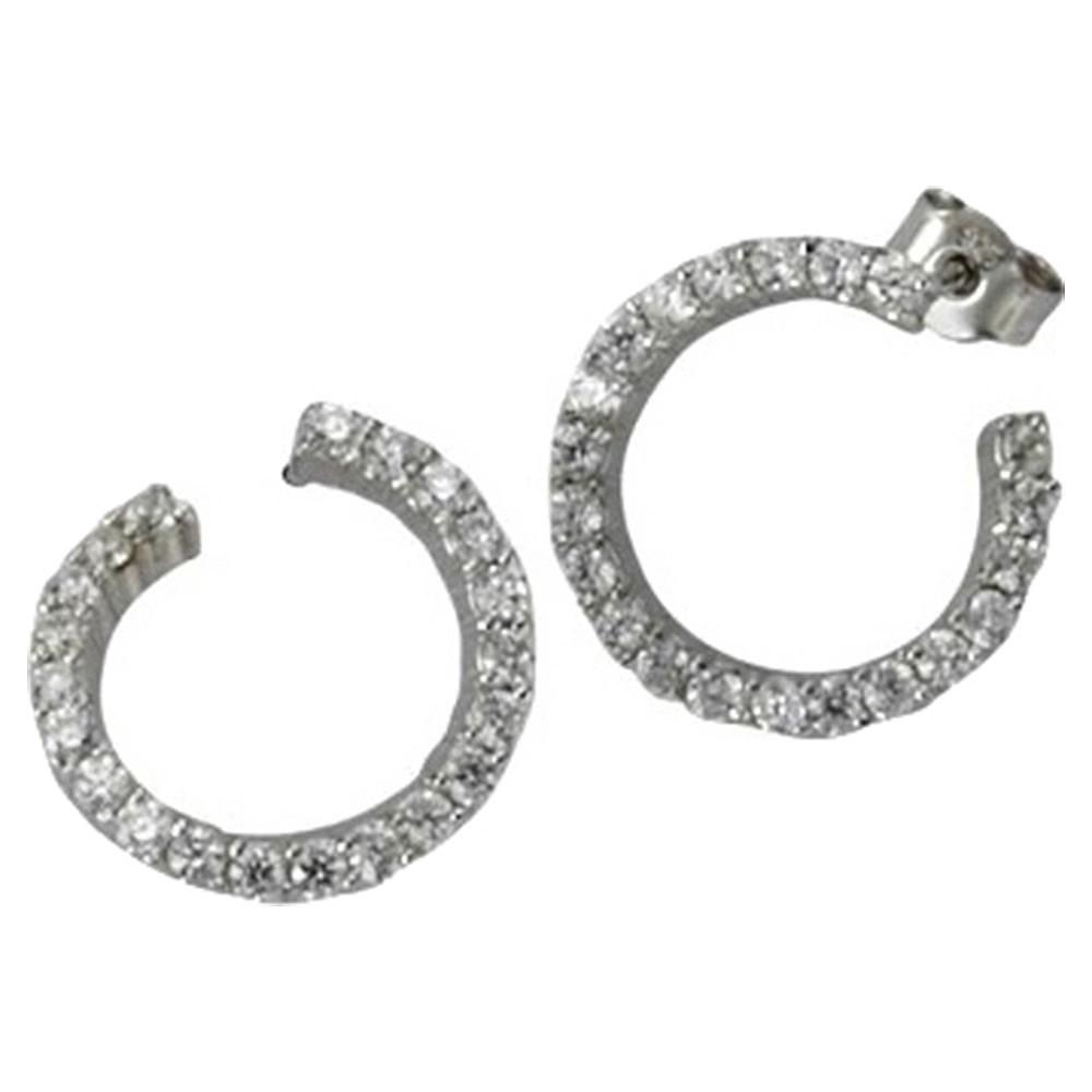 KISMA Schmuck Ohrstecker Ohrringe Sterling Silber 925 KIO0116-010