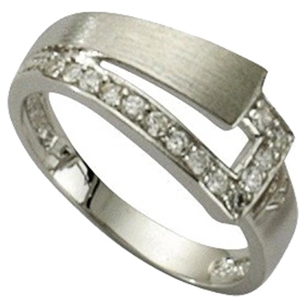 KISMA Schmuck Damen-Ring Gr. 54 Sterling Silber 925 KIR0106-001-54