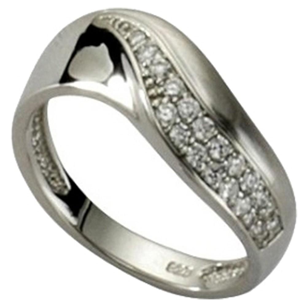 KISMA Schmuck Damen-Ring Gr. 56 Sterling Silber 925 KIR0106-005-56